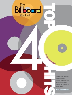 Joel Whitburn - The Billboard Book Of Top 40 Hits
